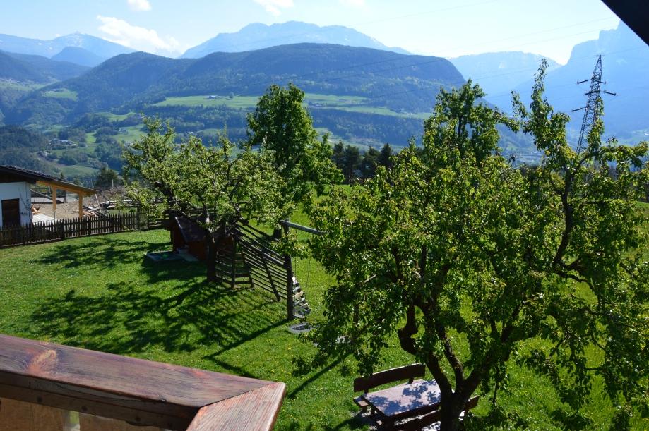 Ausblick Balkon, Ferienwohnung Edelweiss (2)
